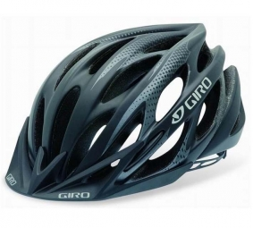 GIRO Casque ATHLONNoir mat/ Charcoal L