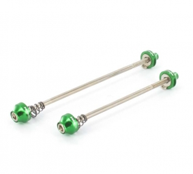 Halo Clamps wheel bolts Green