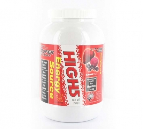 HIGH5 Bidon ENERGY SOURCE 2.2 kg Fruits d´été