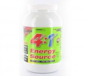 HIGH5 Bidon ENERGY SOURCE 4:1 1.6 kg Fruits d´été Protéine