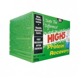 HIGH5 Protéine de Récupération 10x66g Banane / Vanille