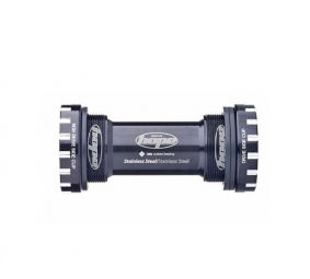 Hope MTB Stainless Steel Bottom Bracket - 68/73mm Black