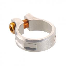 kcnc collier de selle ecrou sc11 argent 31 8