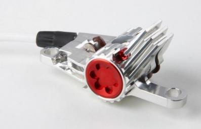 KCNC X7 Paire de Freins Argent Disque 160/160 mm PM/IS