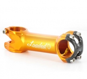 Loaded X-lite stem 90mm Gold