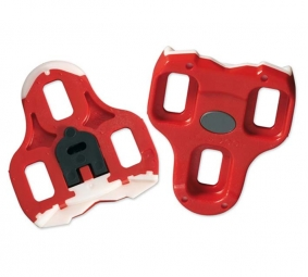 Look Keo Bi Material Cleats - 9° Red