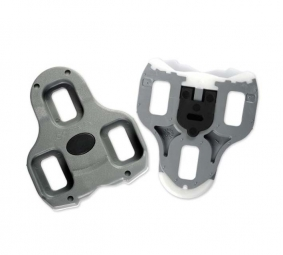 Look Keo Bi Material Cleats - 4.5° Grey