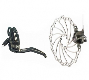 Magura Paire de Freins Marta FR 2011 + disques Storm SL203/180 PM/IS