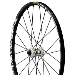 MAVIC 2012 Crossmax ST Roue Avant LEFTY disque 6TR 26''
