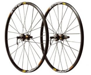 2012 Mavic Crossride Wheelset Disc 6TR 26´´ 9 mm