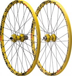 Mavic 2013 DEEMAX ULTIMATE Wheelset Disc 6TR 26'' 20mm/12mmx150