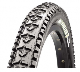 maxxis pneu high roller 26 x 2 35 1 ply 42a super tacky tubetype rigide tb73615800