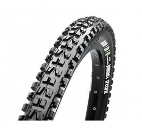 Maxxis pneu minion dhf 26 2 ply super tacky 42a tubetype rigide 2 50
