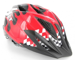 MET 2013 Helmet CRACKERJACK Red One Size