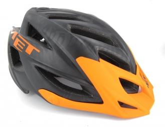 MET 2012 Helmet Black TERRA mimetic