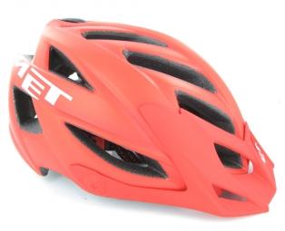 MET 2012 Helmet Red TERRA