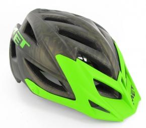 MET 2012 Helmet TERRA Green Mimetic