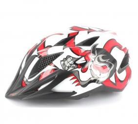 2013 MET Crackerjack Helmet Zombie