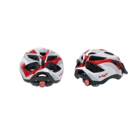 MET 2012 Helmet Red CROSSOVER panel