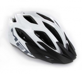 MET 2013 Casque CROSSOVER Blanc Taille XL