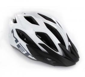 MET 2013 CROSSOVER Helmet White Size XL