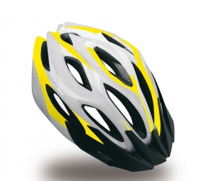 MET Casque Crossover 2011 Jaune panel
