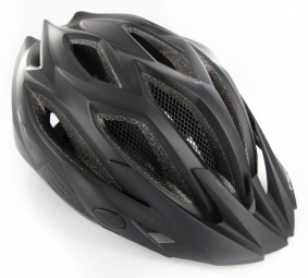 MET 2012 Helmet CROSSOVER Opaque Black One Size