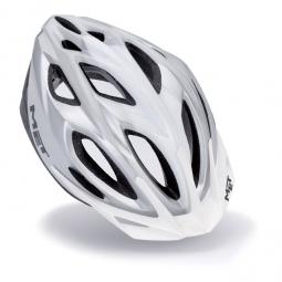 MET Mythos S Helmet Silver Panel