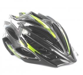 MET Veleno SIM Helmet Black Green M