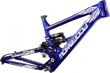 2011 Morewood Frame Kalula 26'' Size S Blue DHX RC2