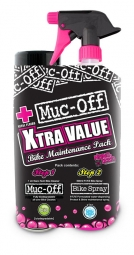 MUC-OFF Cleaning Duo Pack