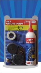 No Flats Joe's Kit de Transformation Tubeless All Mountain Presta 240ml 19-25mm