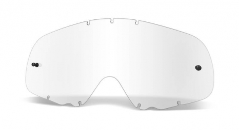 OAKLEY Ecran CROWBAR MX Clear TransparentRef 03-276