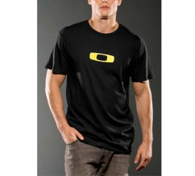 OAKLEY 2011 T-SHIRT SQUARE O 2.11 TEE Noir Taille L