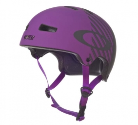 OAKLEY 2011 Helmet Bowl SUPERLIGHT 2.0 Purple Size L / XL