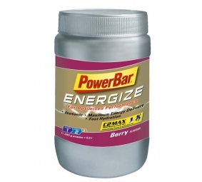 Powerbar Energize Isotonic Drink 385 g Berry (Fruits rouges)