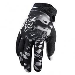 FOX gants Dirt Checked 2011 L