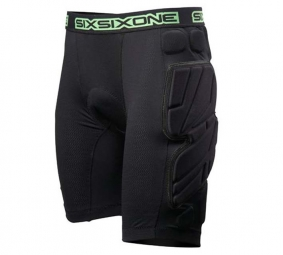 661 Sixsixone Sous Short BOMBER ELITE Protection Taille S