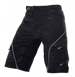 ALPINESTARS Short DROP Black Cool Gray Taille 32