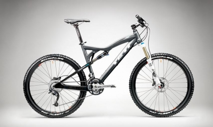 YETI 2011 Cadre ASR 5 alu Gris Slate RP 23 BOOST VALVE Taille S