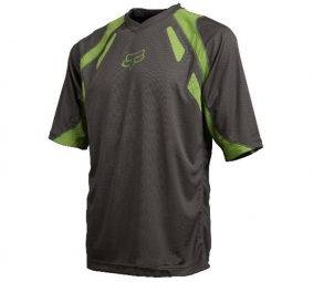FOX PROMO 2011 Maillot MC ATTACK GrisTaille XL