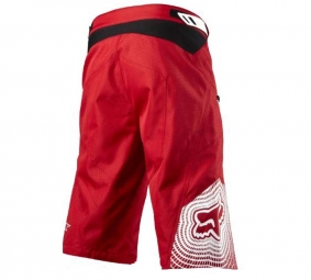 FOX 2011 Short DEMO Rouge Taille 34