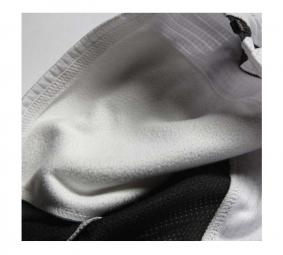 FOX PROMO 2011 Maillot Manches Courtes LIVEWIRE Blanc/Noir Taille L