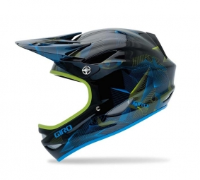 Giro Remedy Helmet 2011 Black / Blue Size S