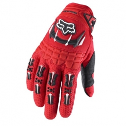 FOX gants Dirtpaw Rouge 2011 S