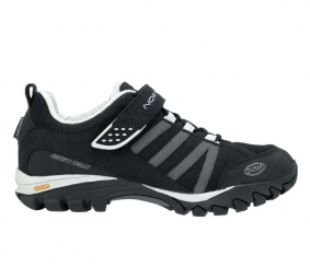 Northwave Chaussures Mission Noir/Gris Taille 43