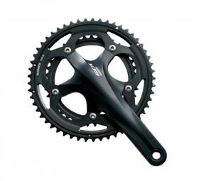 shimano pedalier 105 noir 5700 175 mm 53 x 39 sans cuvettes bsc