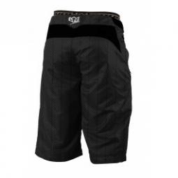 ROYAL Short MATRIX Noir/Gris  taille M