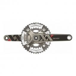 Truvativ pedalier xx 26 39 175 mm bb30 q factor 164 sans boitier 10v