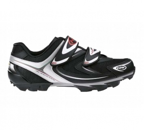 NORTHWAVE 2010 Chaussures Spike Noires Taille 38